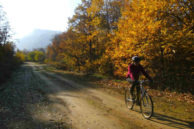 Mt. Biking route 3  Arioprino – Spilia – Bougazi – Arioprino ... 84eeee03693