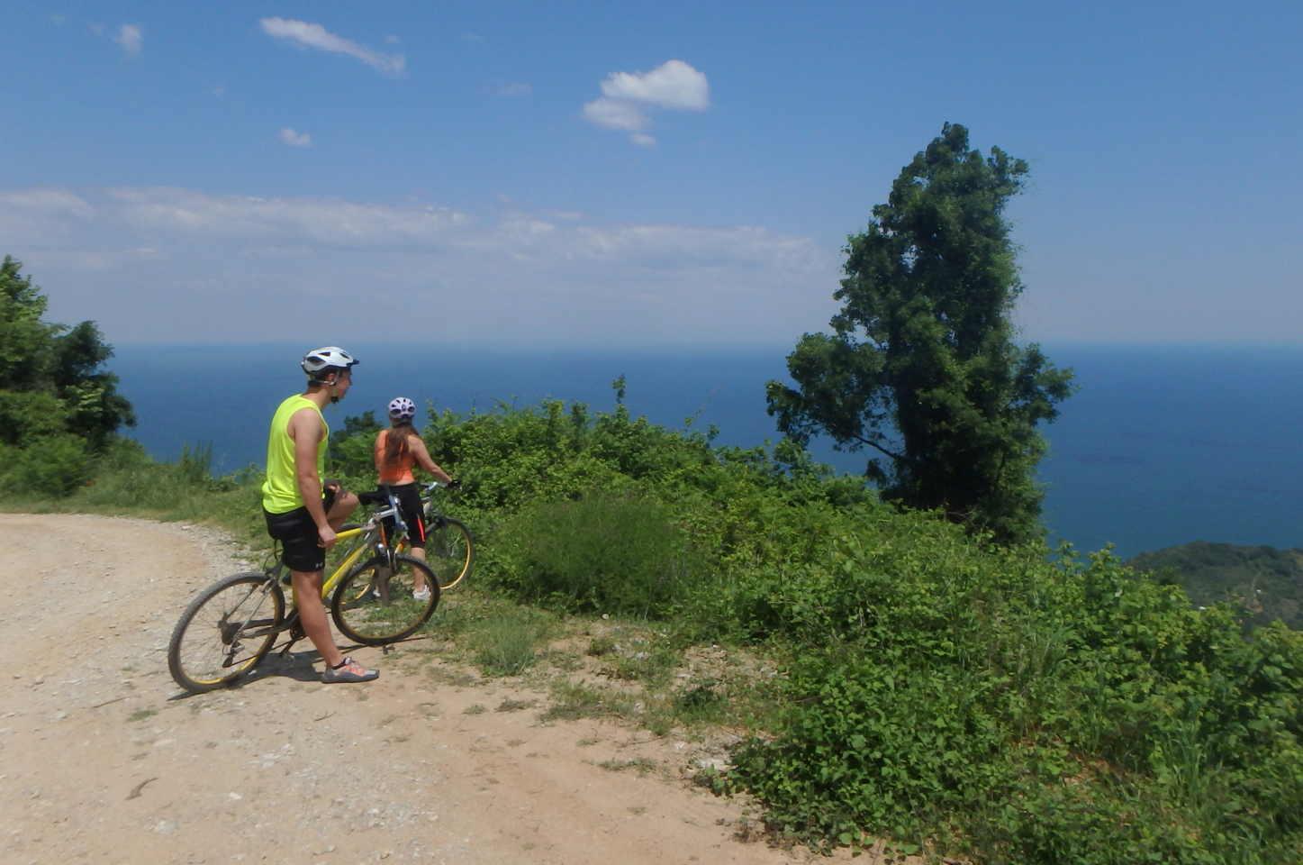 Mt. Biking route 2  Tzamia –Prasini Kalyva – Kechria – Arioprino ... 3e4e9d4312d