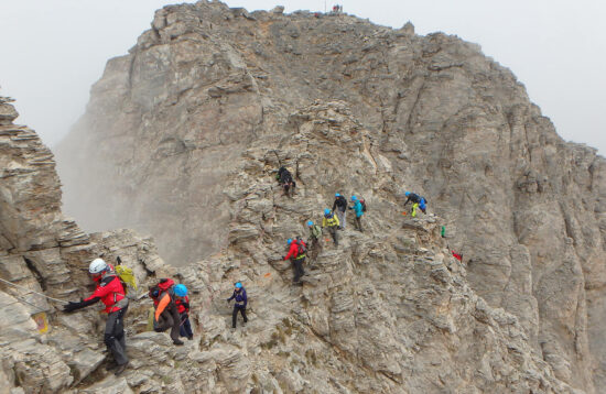 3-day   4-day Mt. Olympus ascent with Via Cordata to the Highest summit 5eb8348f4ae